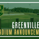GREENVILLE FC UNVEILS STADIUM LOCATION / SEASON TICKETS