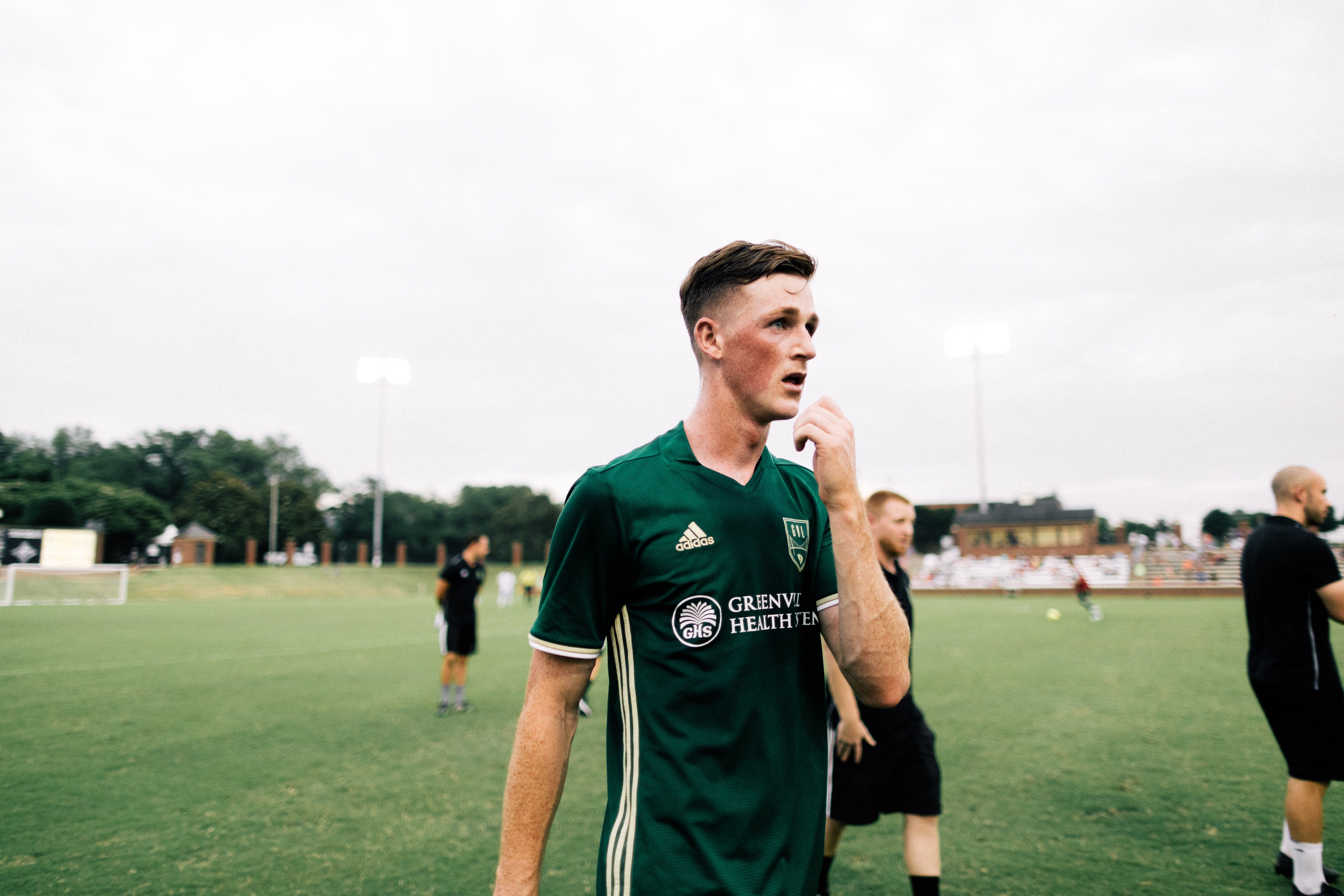BOYS IN GREEN: JACK HOEY