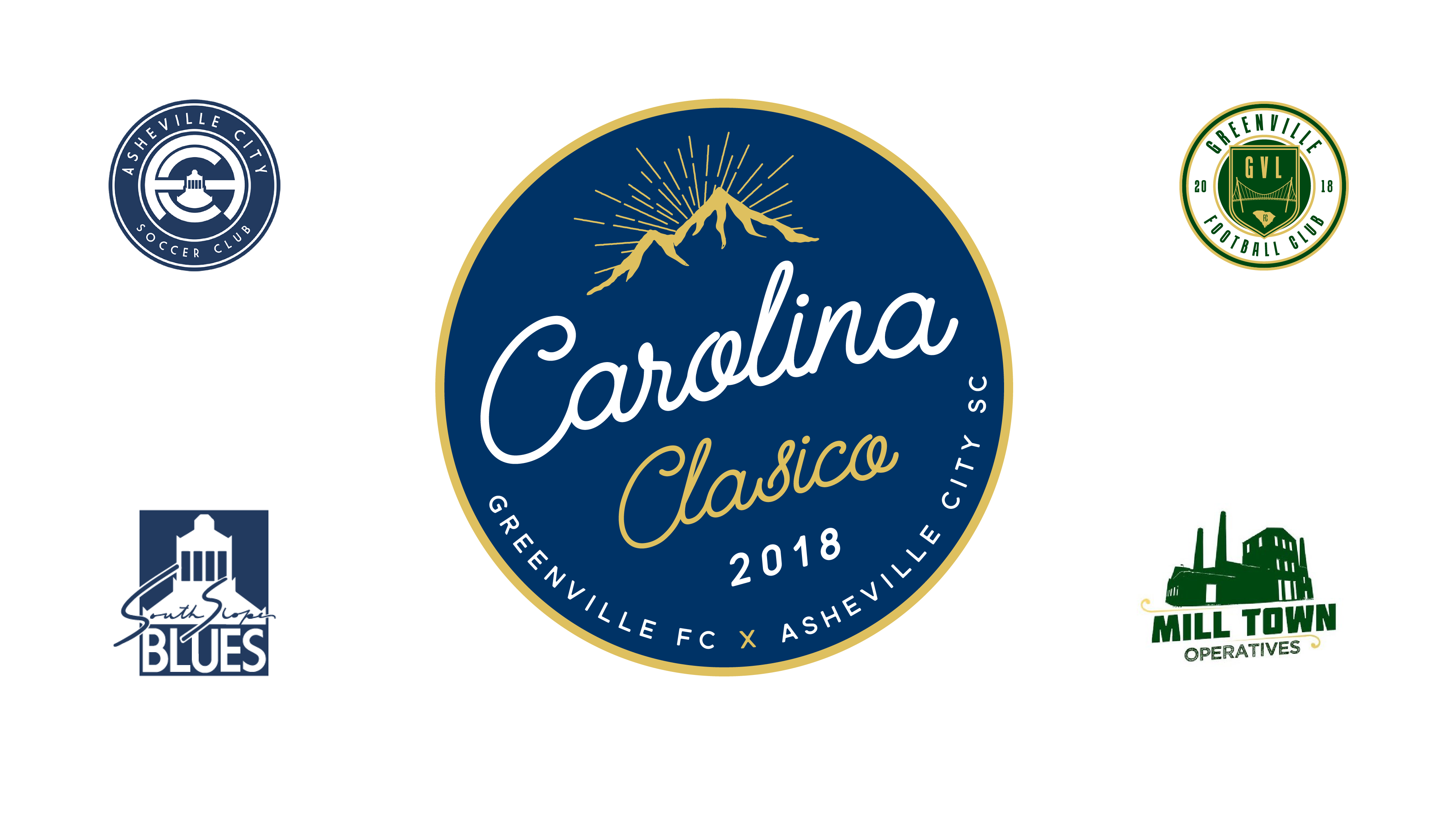 GVLFC AND ACSC ANNOUNCE FIRST INAUGURAL CAROLINA CLASICO