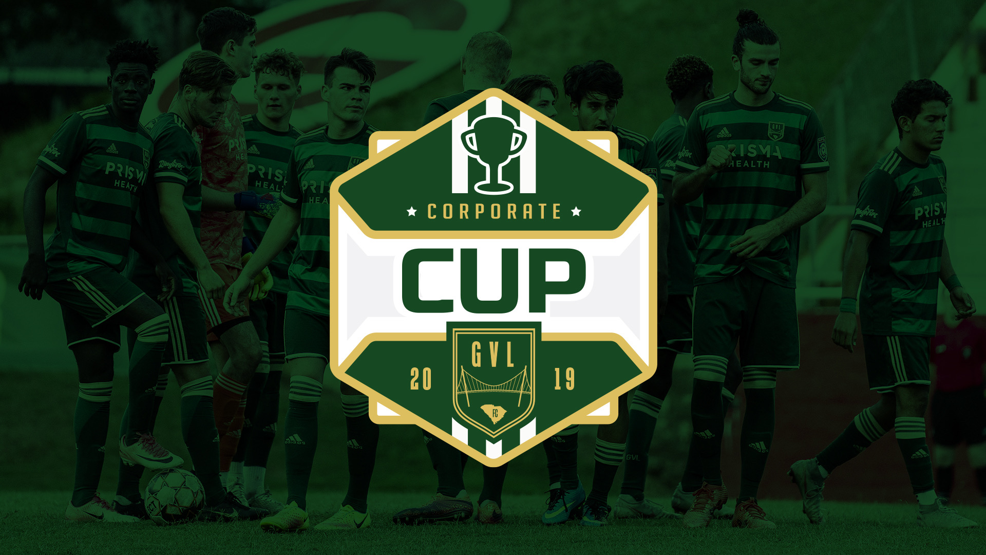 Introducing The 2019 GVLFC Corporate Cup
